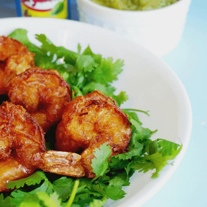 Mango Habanero Coconut Shrimp Recipe