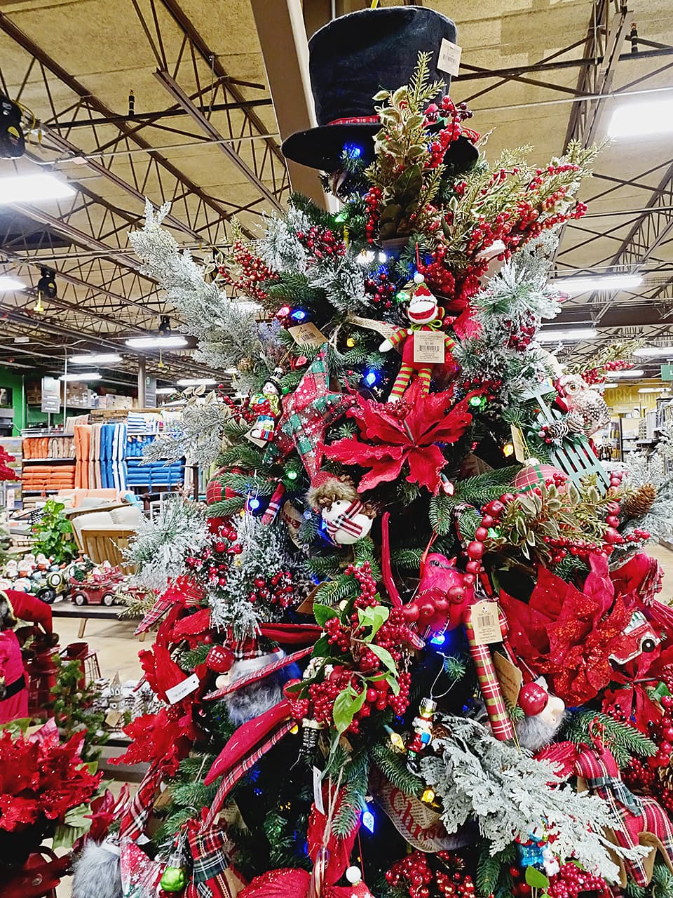 Orchard Supply Christmas