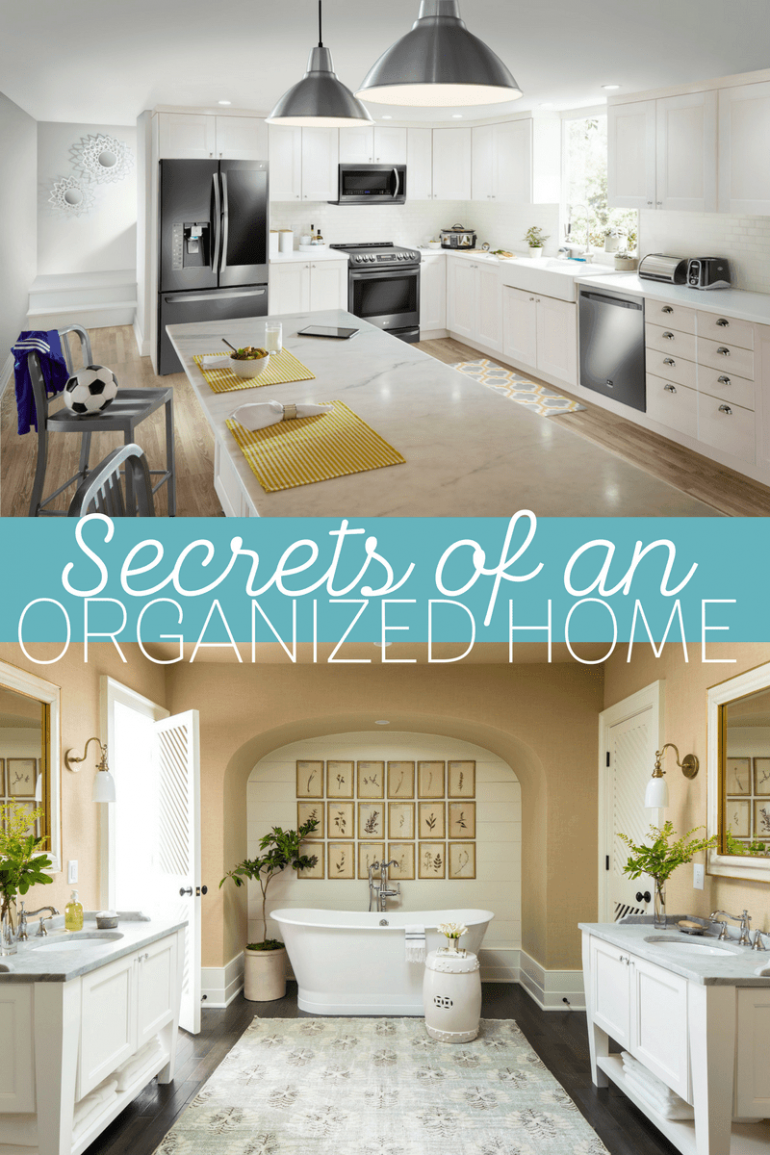 Organized Home Secrets