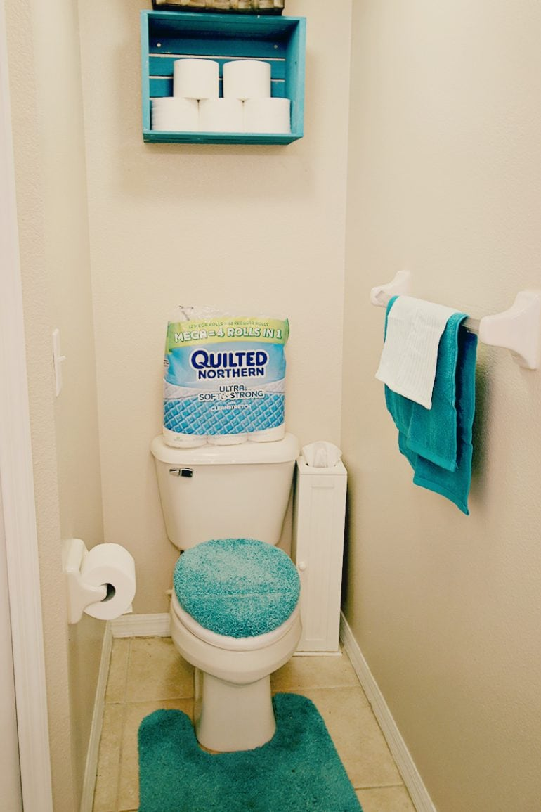 Quilted Northern Bathroom Inspiration