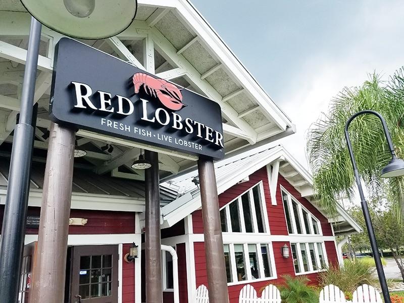 Red Lobster Crabfest