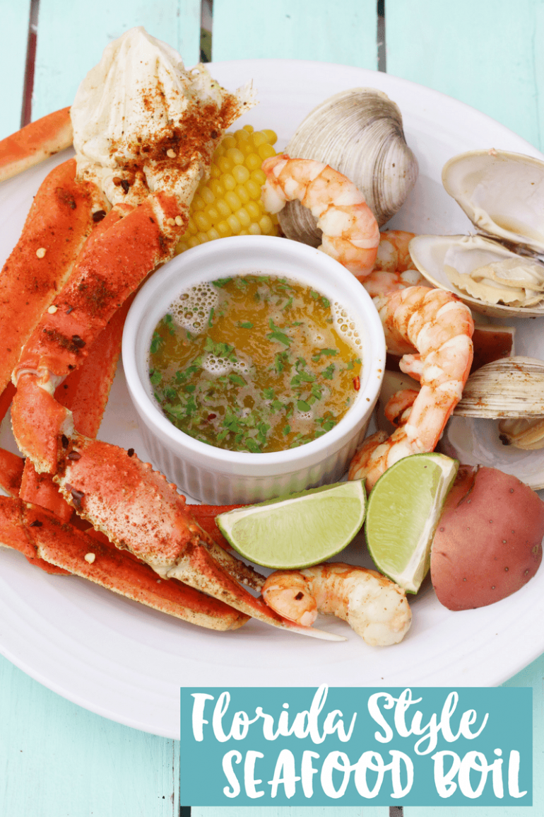 Florida Style Seafood Boil