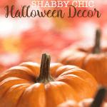 Shabby Chic Decor Items For Halloween