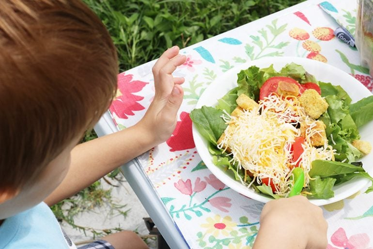 Simple Summer Lunch Ideas