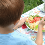Simple Summertime Meal Prep With Your Kids
