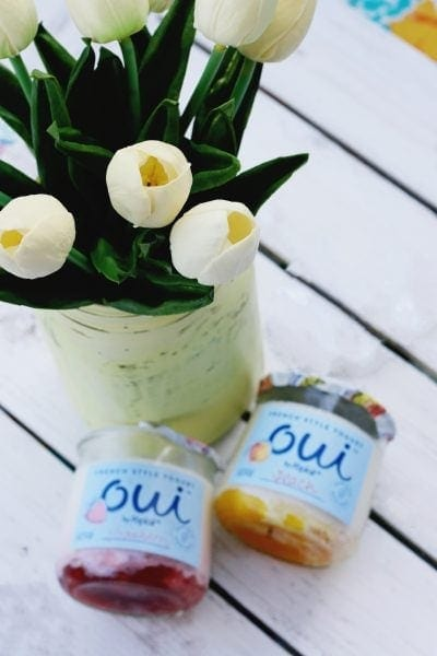 Look for Oui: French Style Yogurt