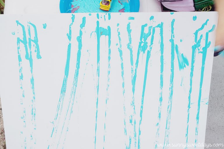 Paint With Cars