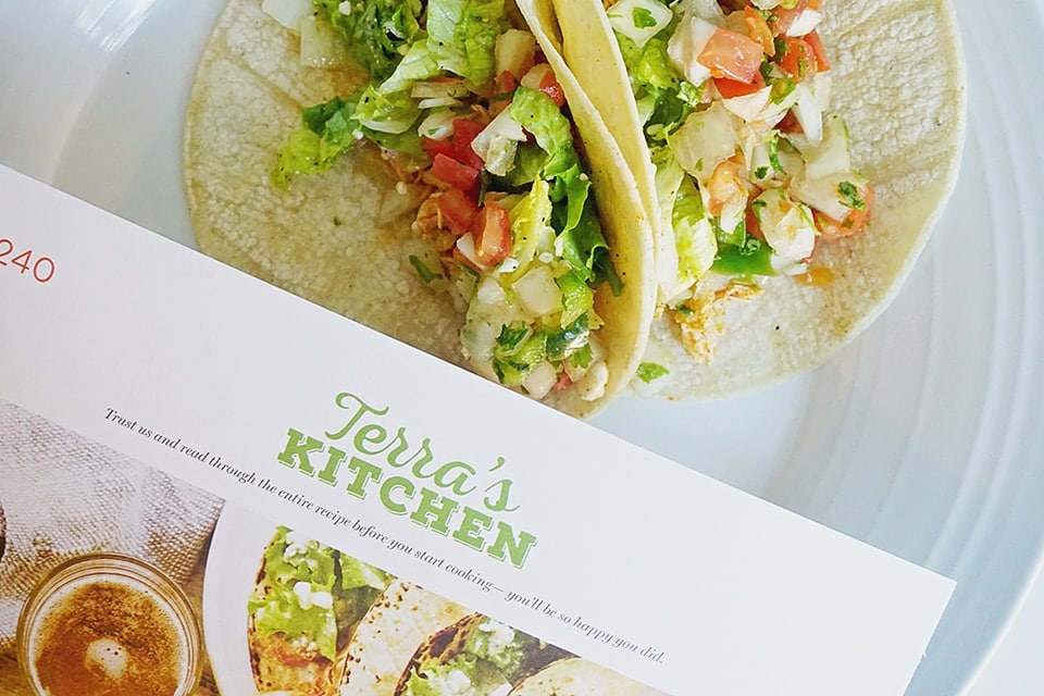 Terras Kitchen Taco Recipe