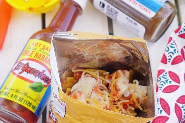 Walking Taco Tailgate Recipe