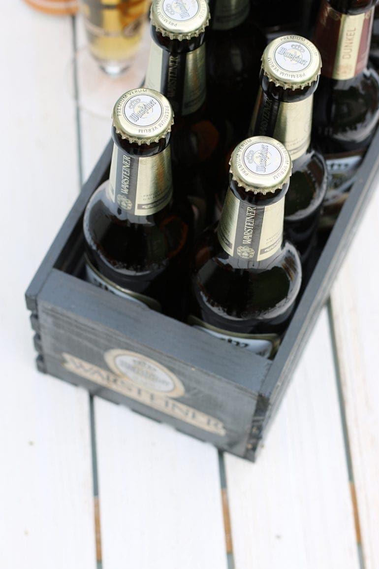 Beer Caddy Tutorial