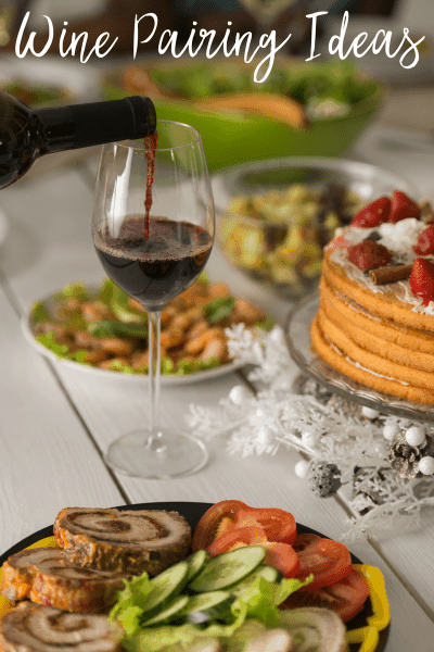 Wine Pairing Ideas | Wine Bar Cart Essentials