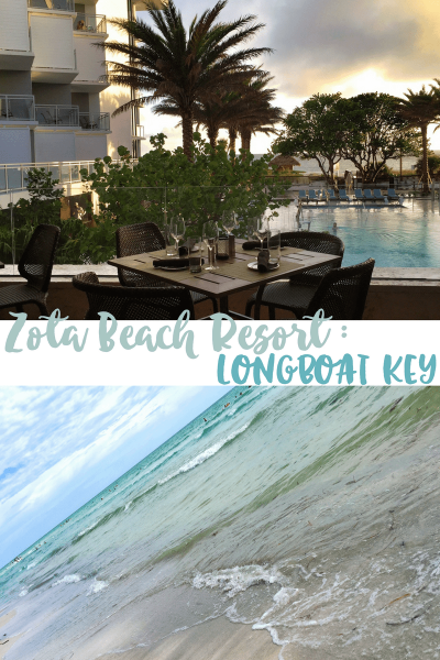 Zota Beach Resort - Longboat Key