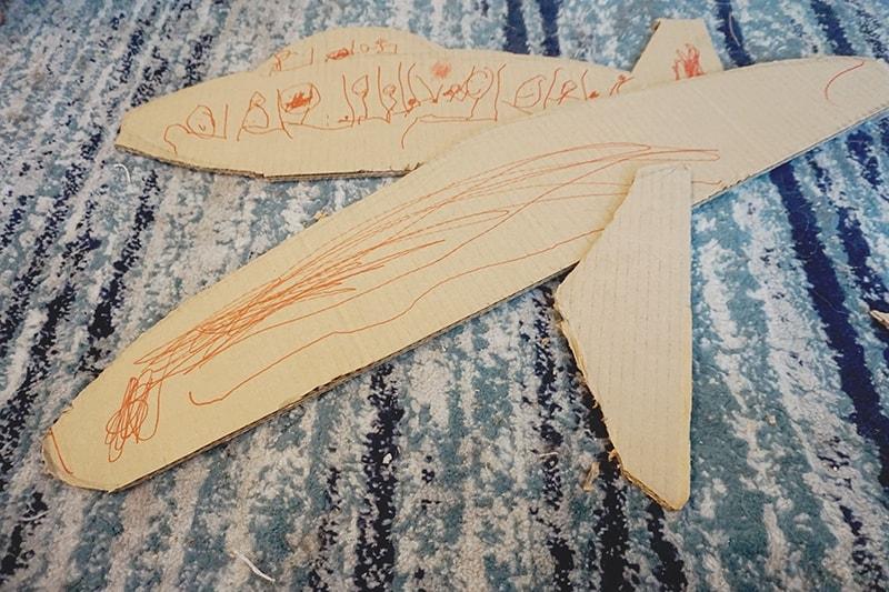 DIY Glider Craft