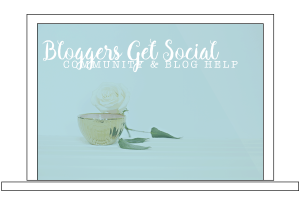 Bloggers Get Social