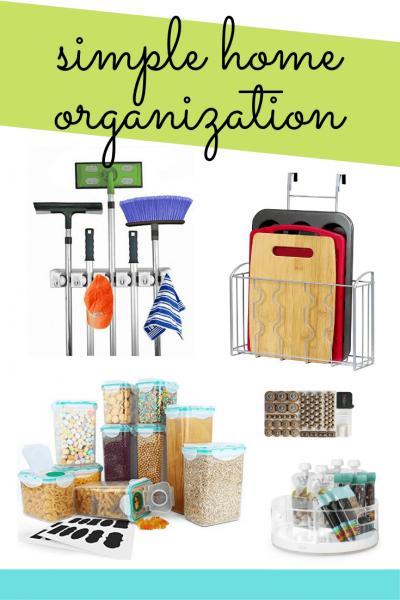 10 Simple Organization Solutions for a Stress-Free Home
