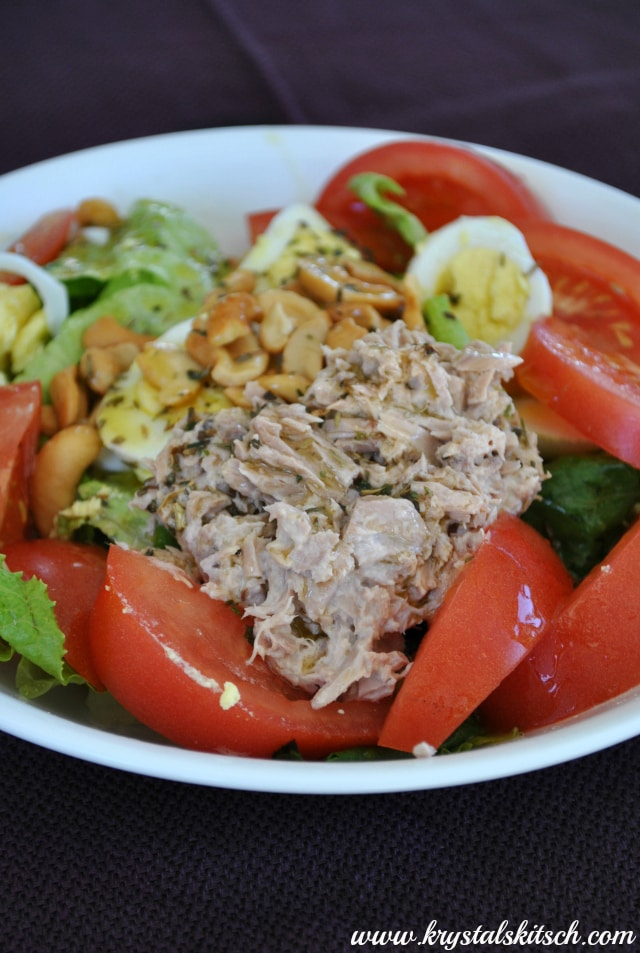 Crunchy Tuna Salad Recipe #shop