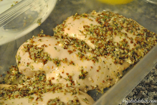 Paleo Herb Chicken Breasts