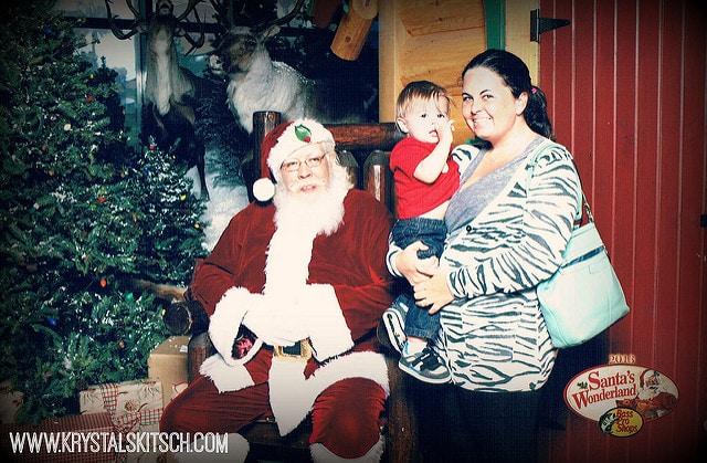 Santa Bass Pro Shop Blog