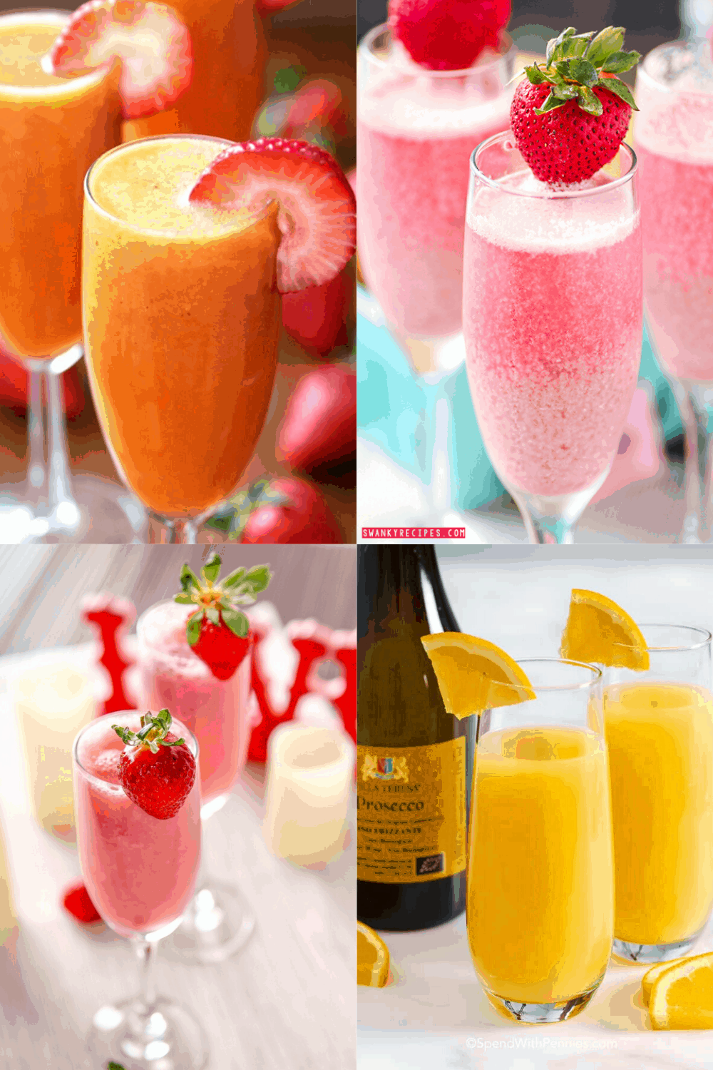15+ Must-Try Mimosa Recipes