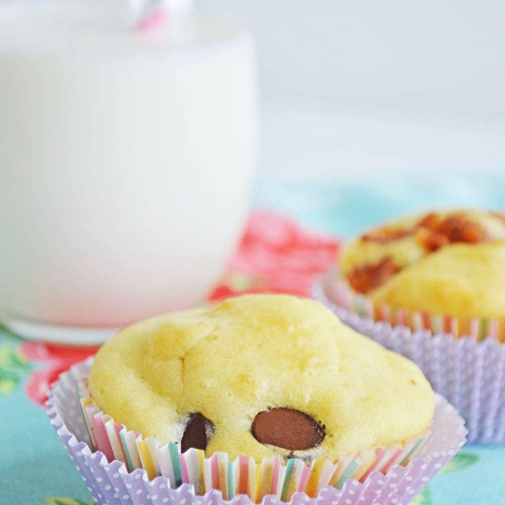 Easy Pancake Muffins Recipe