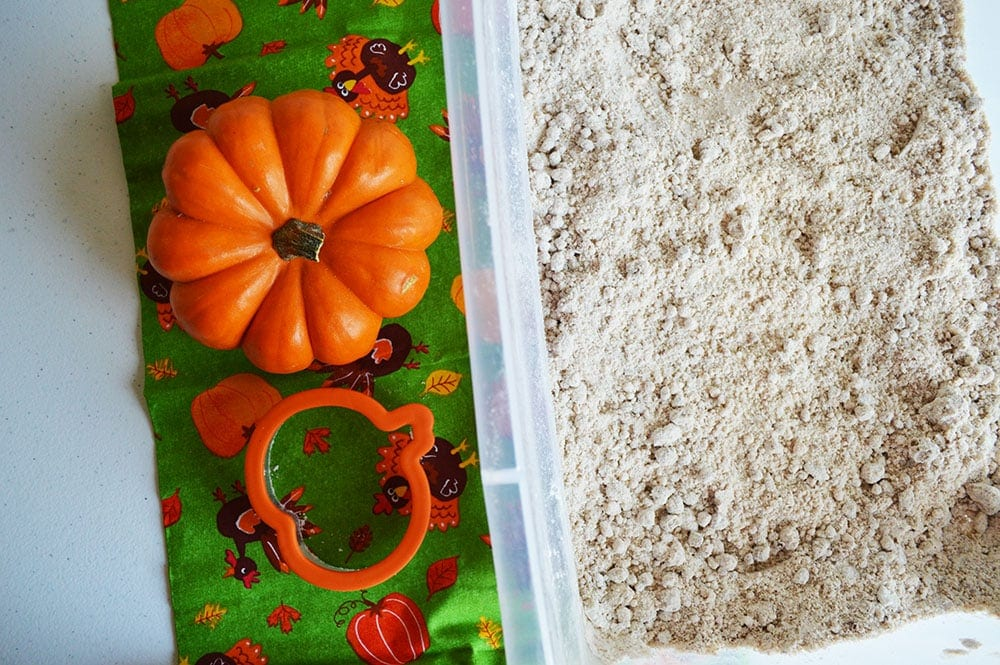 Pumpkin Moon Sand