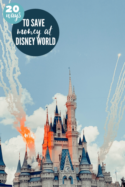 20 Tips to Save Money at Disney