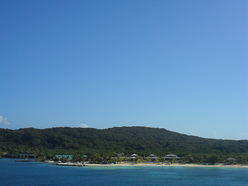 A Day in Roatan Honduras