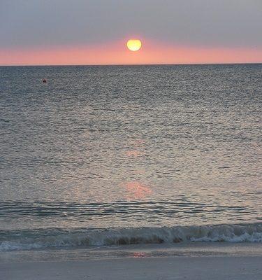 A Bonita Beach Sunset