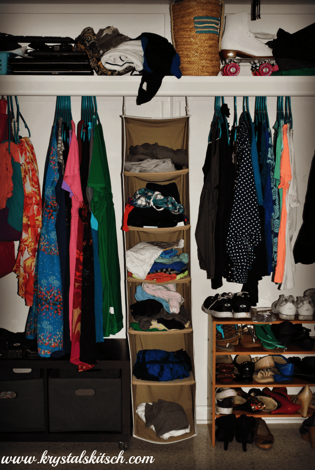 Organize Your Closet | Donate to Goodwill!