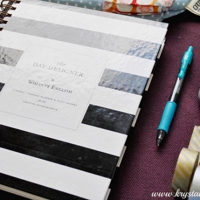 Get Organized: Whitney English Day Designer Review