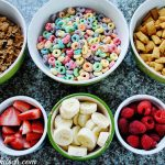 Cure Cabin Fever With a DIY Cereal Bar