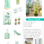 Mint Mojito Party Inspiration