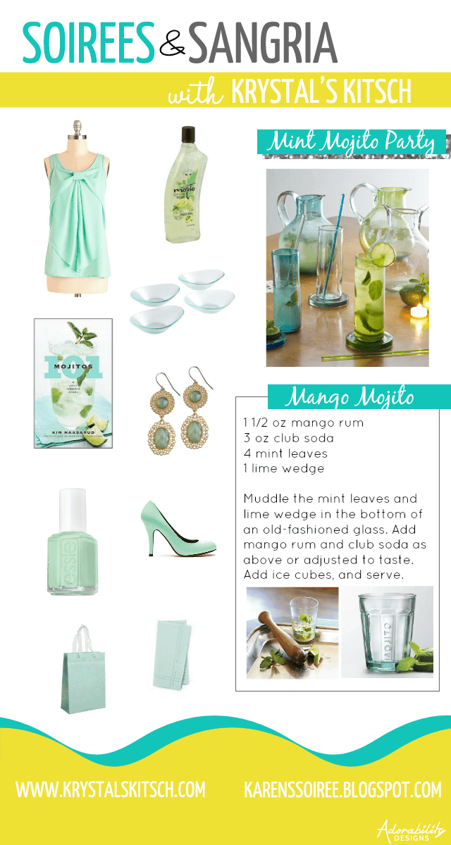 Mint Mojito Party