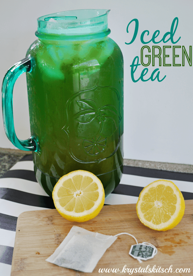 Bigelow Iced Green Tea #shop
