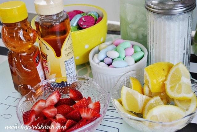 DIY Tea Bar With Bigelow Tea Ideas #shop