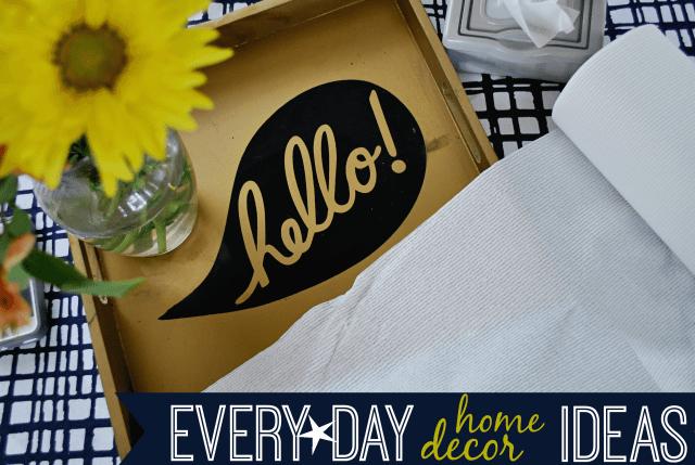 Everyday Home Decor Ideas