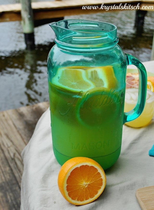 Orange Sangria Recipe