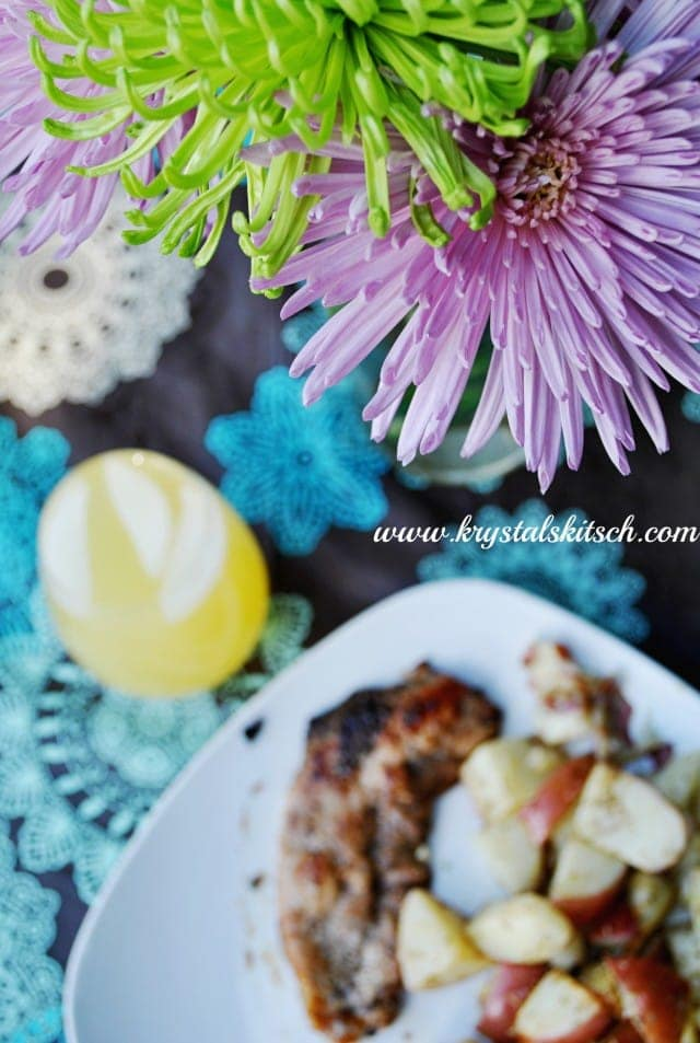 Oregano Pork Chop Recipe #shop