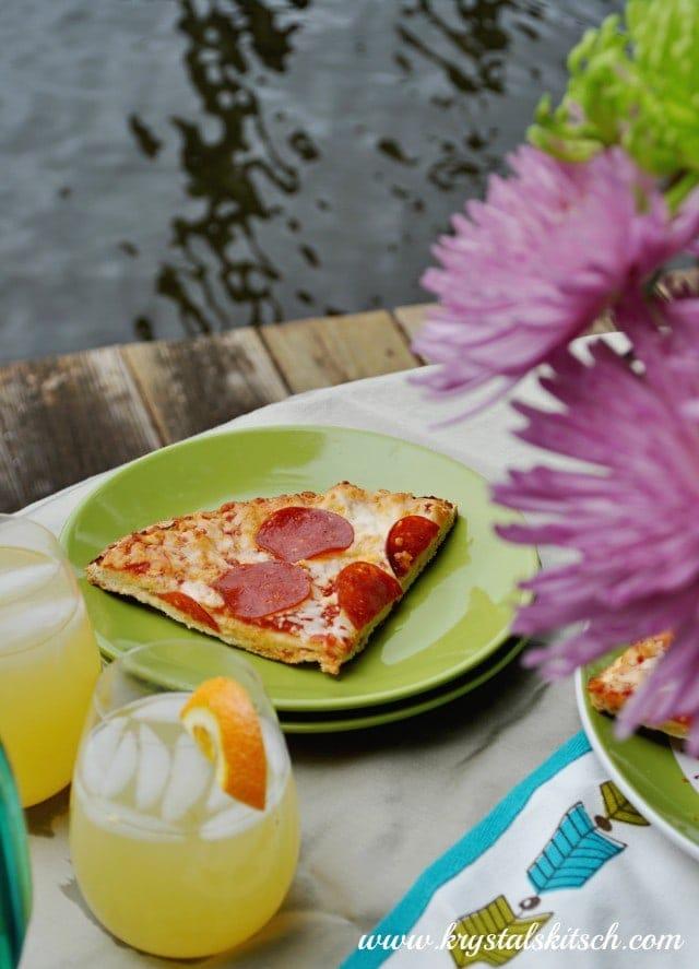 Pizza Date Night In