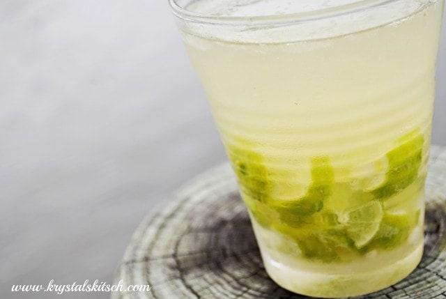 caipirinha key lime recipe