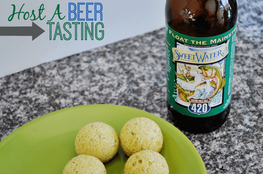 Host a Beer Tasting Party