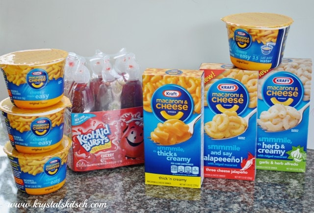 Kraft Dollar Dinner Ideas #shop