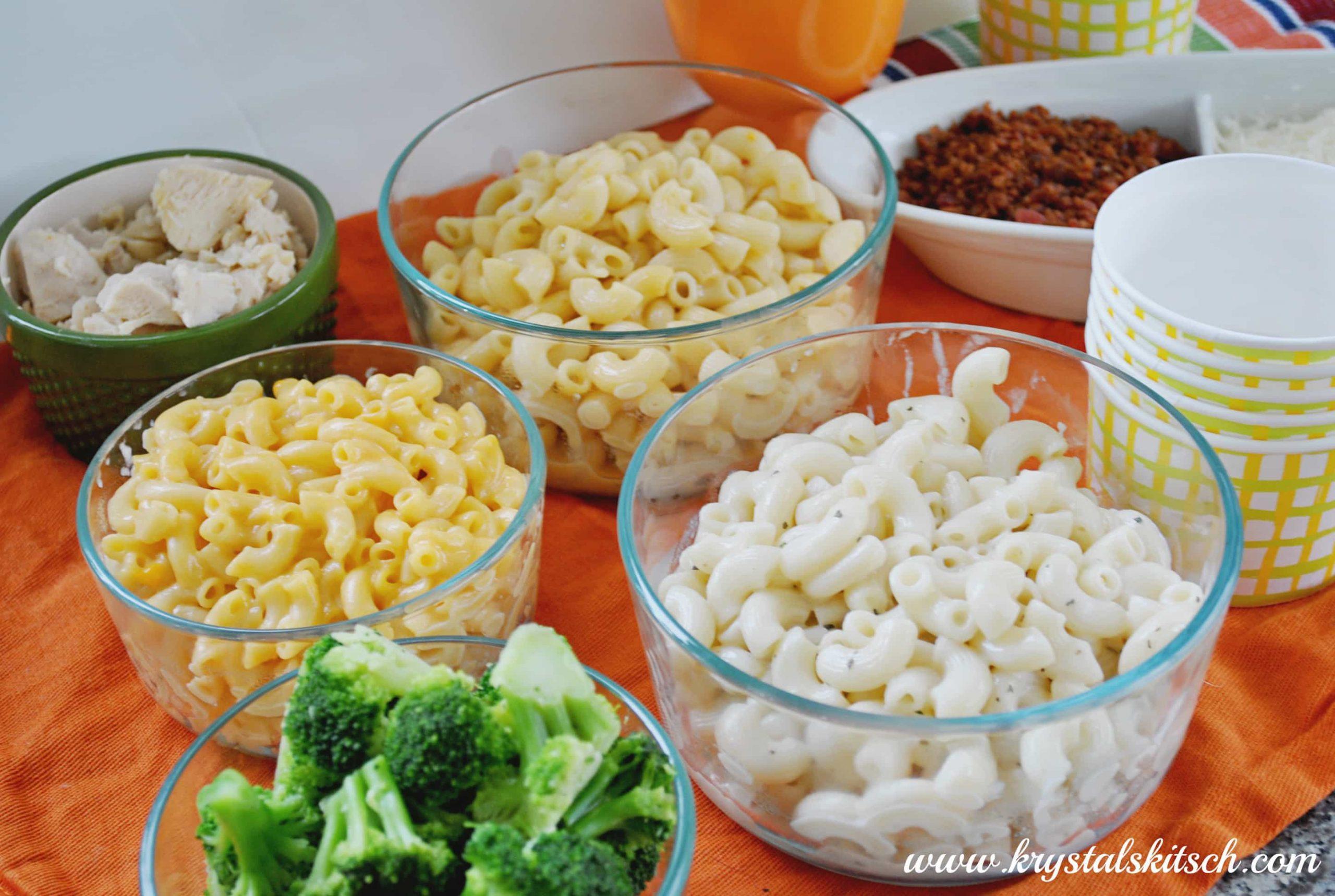 Cheap Food Ideas | Easy Mac and Cheese Bar Recipes