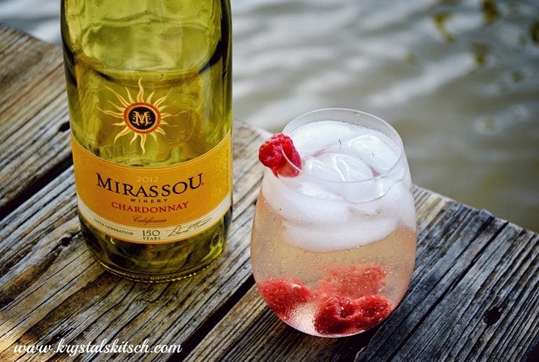 Mirassou Wine Cocktail