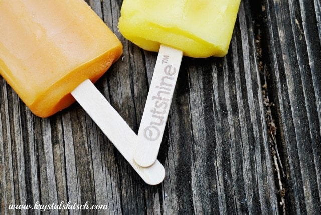 Outshine Fruit and Vegetable Bars