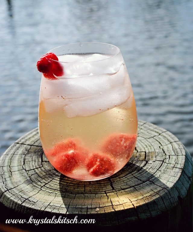 Raspberry Sangria Recipe