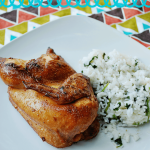 Grilled Tyson Cornish Game Hen Recipe