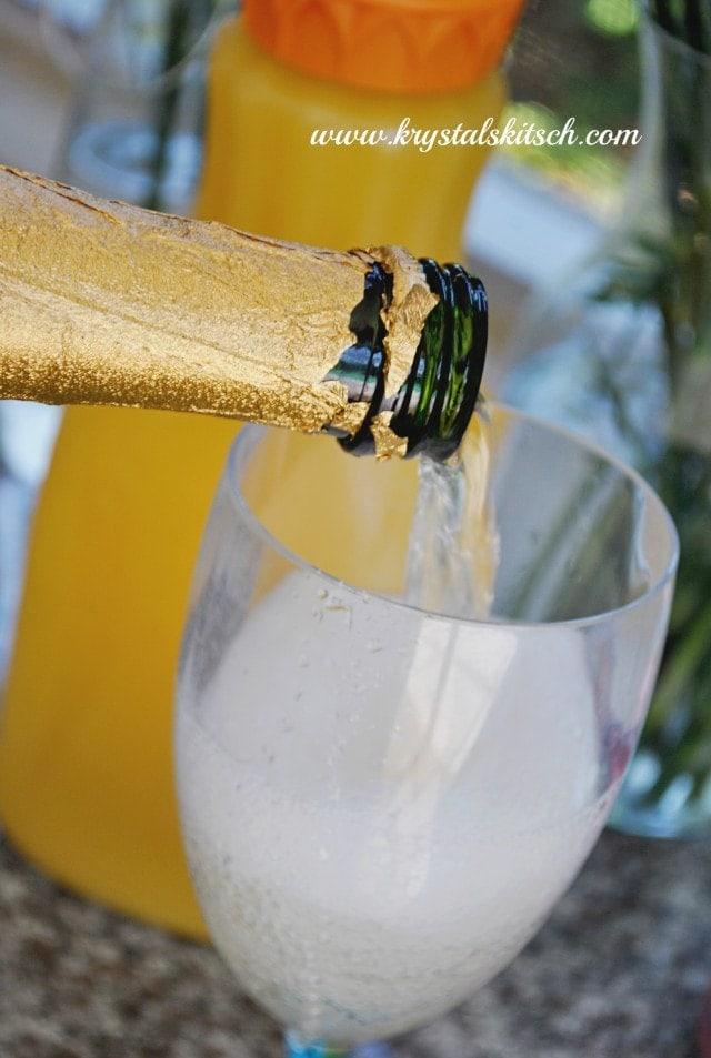 Champagne Mimosa Recipe
