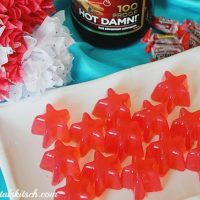 Jello Fire Shots Recipe