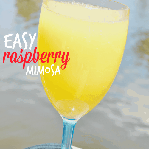 Raspberry Mimosa Recipe